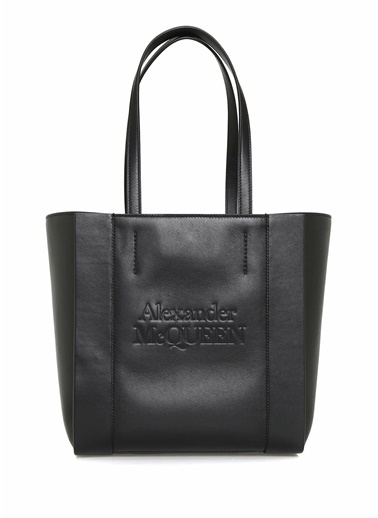 Alexander McQueen Çanta Siyah